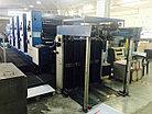 KBA Rapida 104-4P б/у 1998г - четырехкрасочное печатное оборудование, фото 2