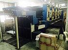 KBA Rapida 104-4 б/у 1991г - четырехкрасочная печатная машина, фото 4
