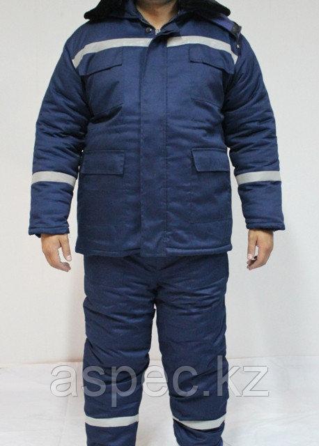 Утепленный костюм Специалист (зимняя спецодежда)