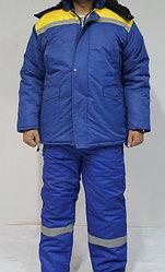 Утепленный костюм Таслан (Зимняя спецодежда)