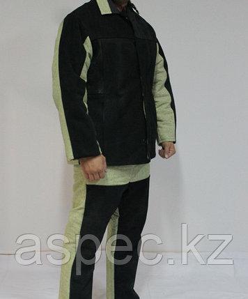 Утепленный костюм сварщика со спилком, фото 2