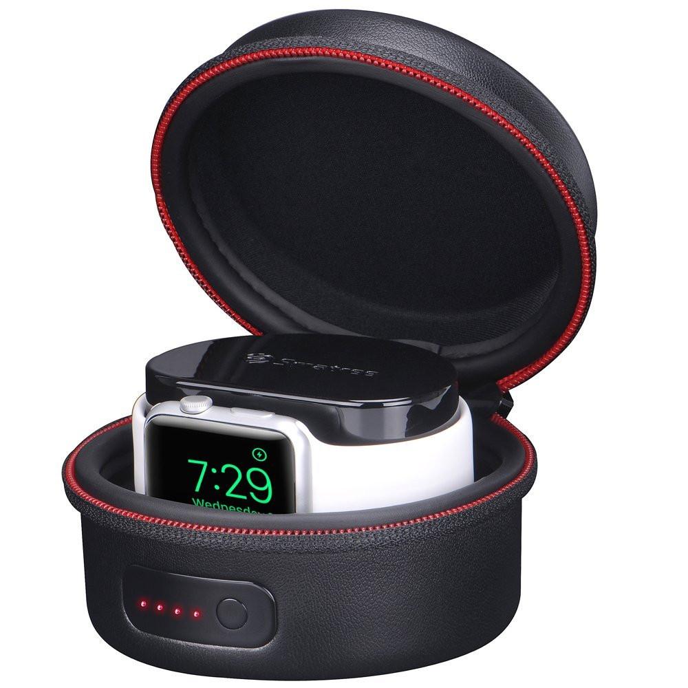 Smatree® переносное зарядное устройство-сумка для iWatch на 3000мАч