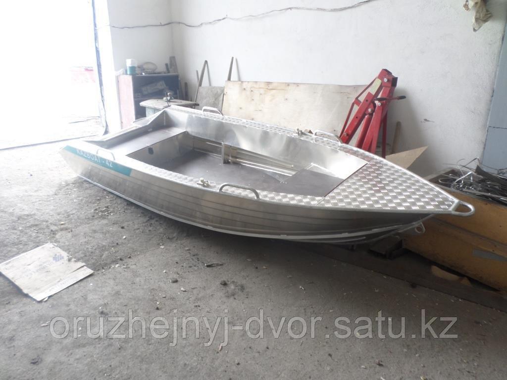 Лодка KazBoat 42Р АМГ М5