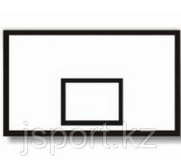 Щит баскетбольный антивандальный из металлического листа 180см*105см