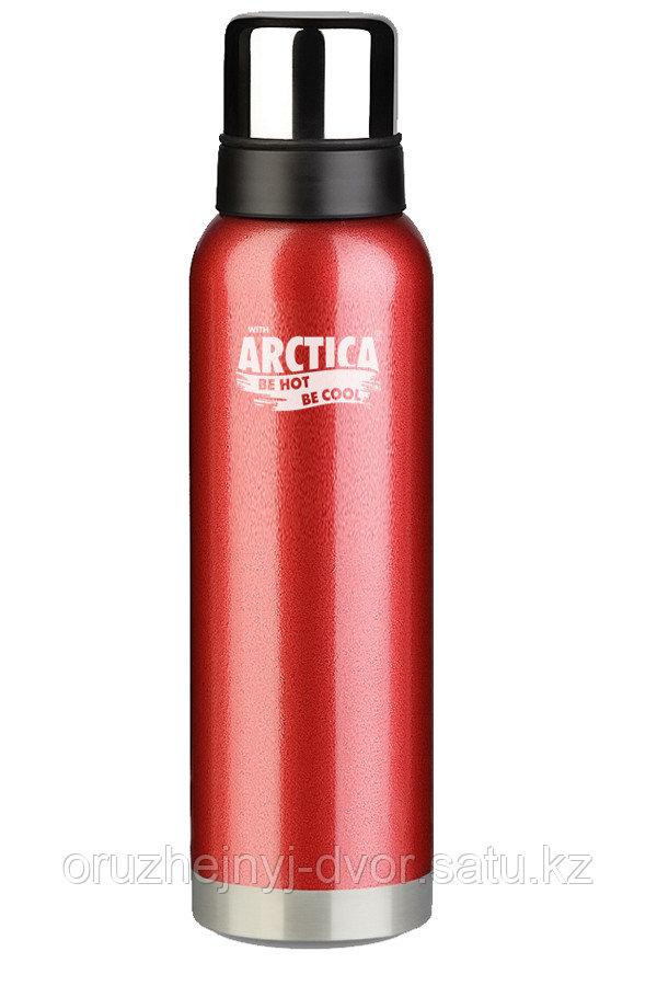 Термос бытовой,вакуумный для напитков тм Арктика 1600мл синий