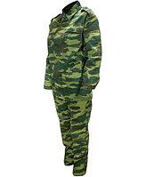 Одежда для охранных структур и камуфлированая
