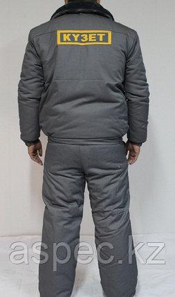 Зимний костюм Күзет (ткань темп), фото 2
