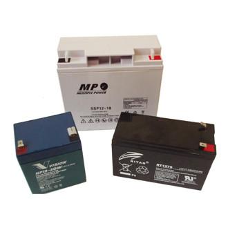 Аккумуляторы для генераторов
