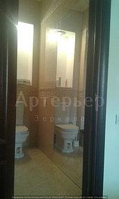 """Зеркало в ванную от компании """"Артерьер"""" (установка зеркал в помещениях) 6"""