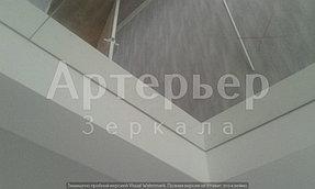 Установка зеркал от Артерьер всех форматов 9