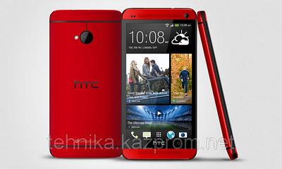 Смартфон HTC One RUS (Red)