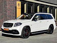 "Обвес ""GLS63 AMG"" (пластик) для Mercedes-Benz GLS класса (X166)"
