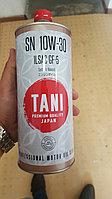 Моторное масло TANI CO Ltd Motor Oil SAE 10W30 API SN/GF-5 (SEMI-SYN) 1Lx20