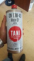 Моторное масло TANI CO Ltd Motor Oil SAE 10W40 API SN/SF (SYN-TECH) 1Lx20