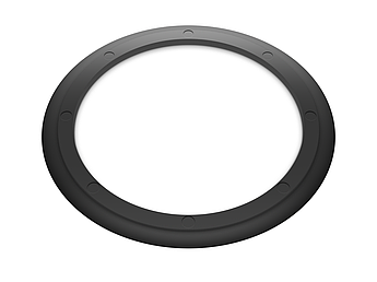 Кольцо резиновое уплотнительное для двустенной трубы D 110мм
