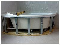 Экран под ванной из гипсокартона