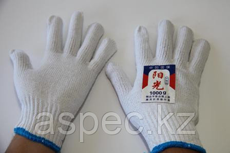 Перчатки х/б плотные