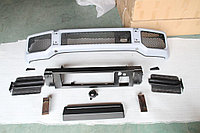Передний бампер AMG G63 на G-class W463 , фото 1