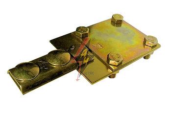 Контрольные (пробные) соединения 4xM8x20, B do 40 mm, проволока  Ø 5-8 mm, медь/латунь