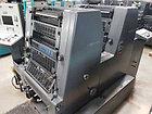 Heidelberg GTO 52-2 PS б/у 1995г - 2-х красочная печатная машина, фото 3