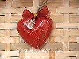 Дизайнерская валентинка с кулончиком в подарок, фото 2