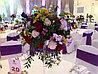Оформление свадьбы цветами в Алматы