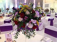 Оформление свадьбы цветами в Алматы, фото 1