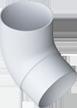 Водосточные системы Альта профиль Колено трубы 67