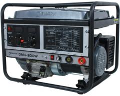 Бензиновый генератор DMG-7500 FE ATS