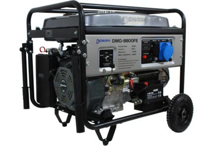 Бензиновый генератор DMG-8800 FE ATS