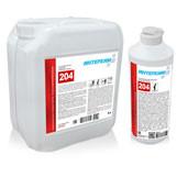 ИНТЕРХИМ 204  Густое кислотное средство  глубокой  очистки