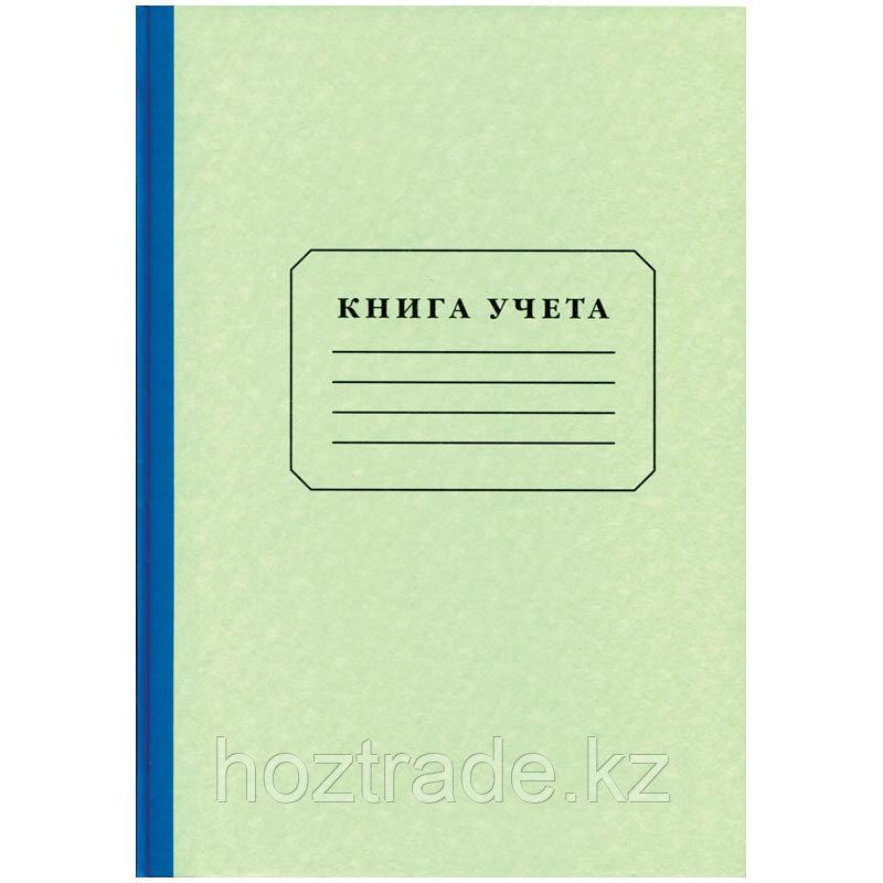 Книга учета OfficeSpace А4 клетка, 96 листов