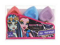 """Набор цветных фигурных мелков """"Monster High"""" 6 штук"""