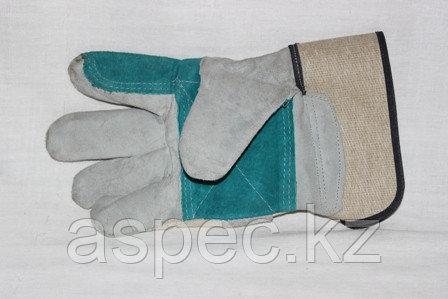 Перчатки спилковые, фото 2
