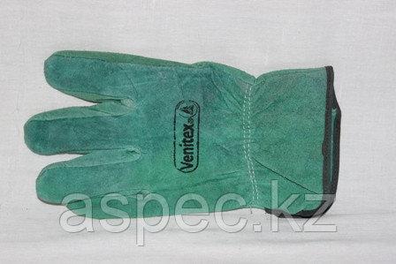 Перчатки спилковые усиленные, фото 2