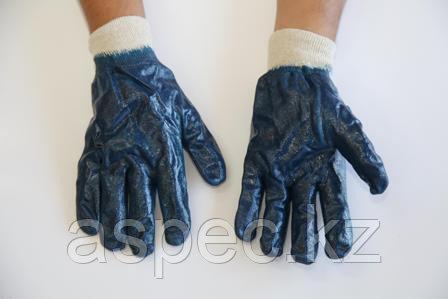 Перчатки КЩС, МБС нитриловый облив, фото 2