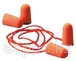 Противошумные вкладыши с шнурком (беруши)