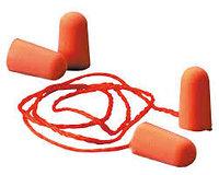 Противошумные вкладыши с шнурком (беруши), фото 1