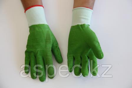 Перчатки с латексным покрытием, фото 2