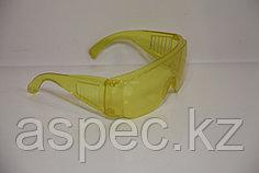 Очки защитные желтые (Сан)