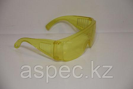 Очки защитные желтые (Сан), фото 2