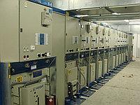 КРУ-К7 с Siemens 3AH5 (с РТ-40 и РВМ-13; РТ-80; Мисом111; БМРЗ Механтроника, Миком Р123)