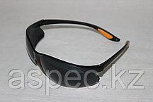 Очки защитные темные, фото 2