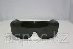 Очки защитные темные (Сан), фото 2