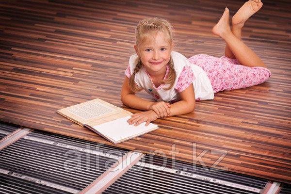 Инфракрасный теплый пол: преимущества, основные характеристики и принцип установки