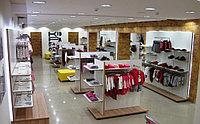Торговое оборудования для магазина одежды, фото 1