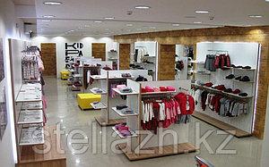 Торговое оборудования для магазина одежды