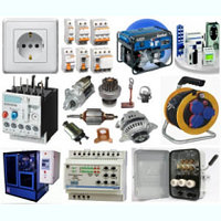 Дроссель EL2х39/36ngn5 электронный для 2-х люминесцентных ламп T5 39Вт/КЛЛ 36Вт (Helvar Финляндия)