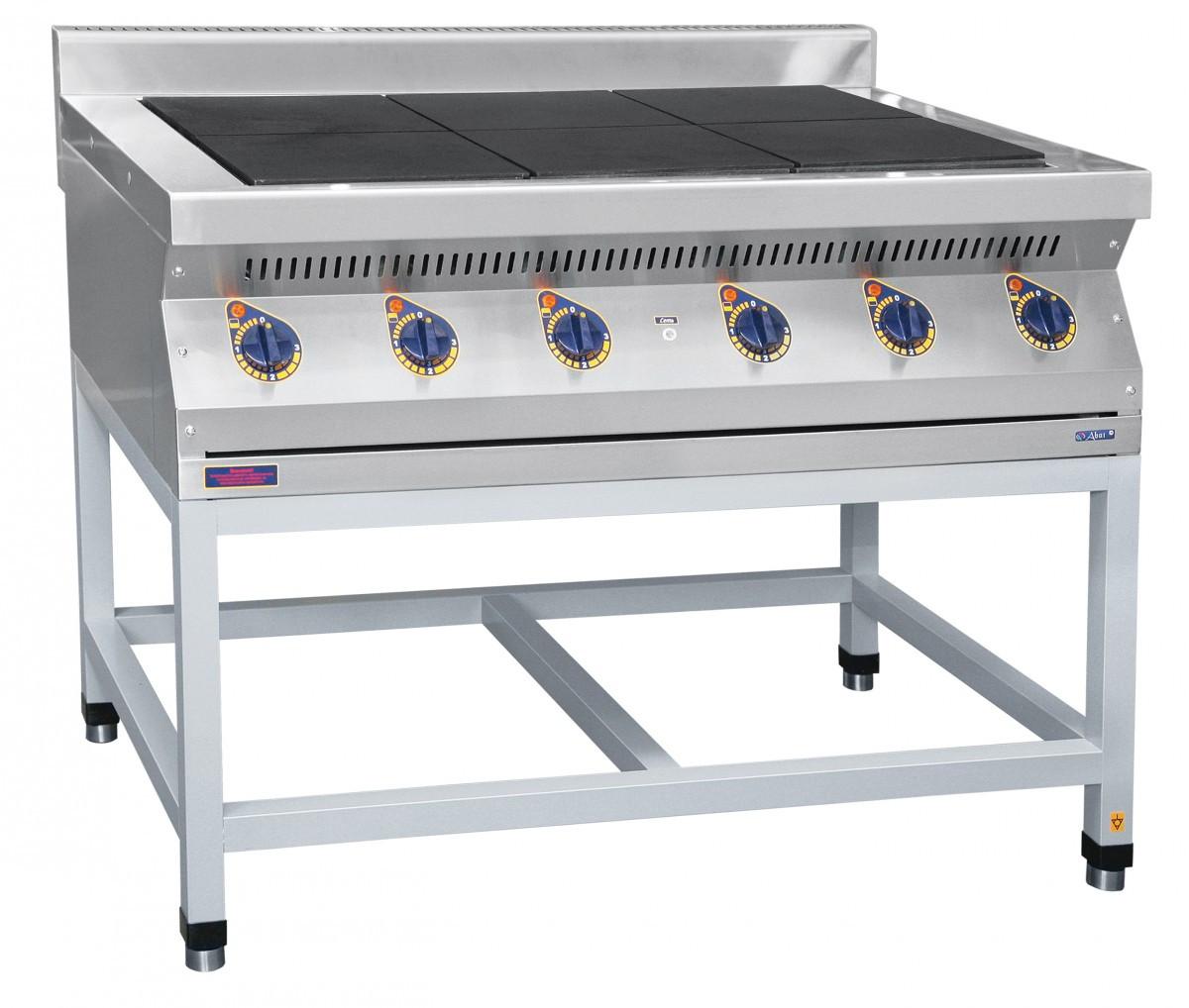 Плита электрическая шестиконфорочная ABAT ЭПК-67П