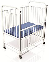 «Кровать для новорожденных (на колесах)» КД-03»